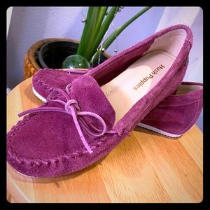 "Hush puppies Moccasins, flats ""Larghetto Carine"""